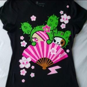 Tokidoki womens t-shirt